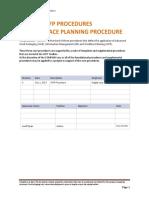 3.0 Workface Planning Procedure Insight AWP 2017