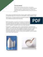 Informe Laboratorio Bacterias en El Yogurt