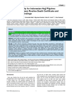 Causes of Mortality for Indonesian Hajj Pilgrims.PDF