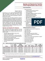 Xilinx XCS40 4PQ240C Datasheet (1)