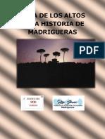 Ruta de los altos de la historia de Madrigueras