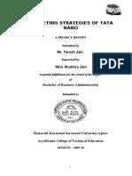 Marketing-Strategies-of-Tata-Nano