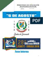 Bases Fase Interna 2018 Corregido