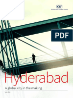 Jll in Hyderabad the Indian Global City in Making