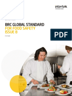 BRC FOOD ISSUE 8