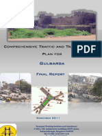 Comprehensive Traffic and Transportation Plan for Gulbarga