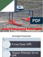 Ground Penetrating Radar (GPR)_Metode Operasi