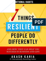 Emotional Habits - The 7 Things Resilient People Do Differently.epub