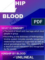 Kinship by Blood
