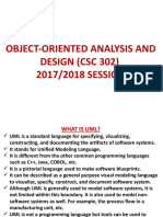 CSC 302 Lecture Note 2017_2018 Complete