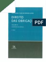 Dobg1 Bok Dir Obrigacoes Vol3 Menezes Leitao