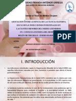 Miranda Mendoza Lactancia Infecciones Intestinales