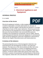 Chapter 81 - Electrical Appliances and Equipment