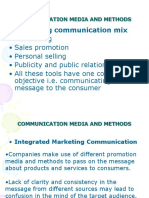 4.COMMUNICATION MEDIA AND METHODS NEW.ppt