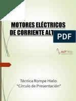 Motores electricos