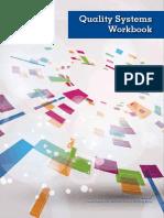 Quality Systems Workbook