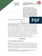 Prueba Suficiente Para Condenar en El Delito de Tráfico Ilícito de Drogas R.N.-2144-2018-Lima-Norte-Legis.pe