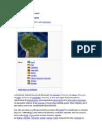 Que Es La Amazonia