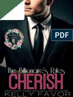 Kelly Favor - The Billonaire's Rules 12 - Cherish