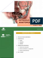 Introduccion a Anatomia
