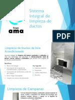 Brochure Am A