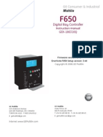 Manual F 650