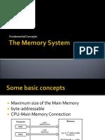 UNIT-3 Memory System