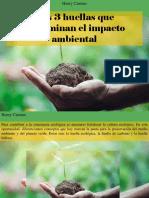 Henry Camino - Las 3 Huellas Que Determinan El Impacto Ambiental