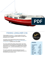 Fish Boat 21m Specs Sheet