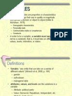 Lec 4;Variables