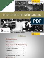 1945 Los Juicios de Nuremberg