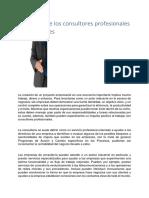 FUNCIONES DE LOS CONSULTORES PROFESIONALES EMPRESARIOS.pdf