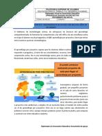 Documento de Apoyo. Aprendizaje Por Proyectos.