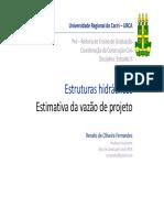 estimativa-vazao-projeto