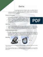 Alarma Delta Resumen de Uso