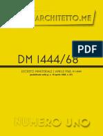Standard Urbanistici DM 1444_68