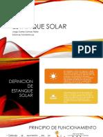Estanque Solar