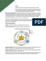 Ingeniería Sanitaria y Ambiental