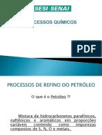 Processos quimicos