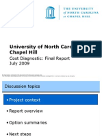 UNC Efficiency and Effectiveness Options FINAL