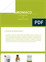 Jessica- Amoniaco