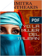 Yo, la mujer del talibán - Dimitra Mantheakis.epub
