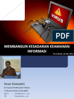 Security Awareness-Pontianak 28 Juli 2011