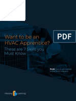 eBook - How to Become an HVAC Apprentice
