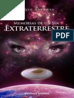 Memorias de Un Ser Extraterrestre - Sally Barbosa