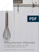 Doing Nutrition Differently_ Critical Approaches to Diet and Dietary Intervention