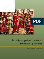 La Música Profana Medieval