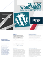 Guia de WordPress Para Blogs Corporativos