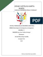 Caso Examen Arbol de Problemas y Objetivos - Brenda Supo