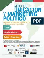Seminario de Comunicacion y Marketing